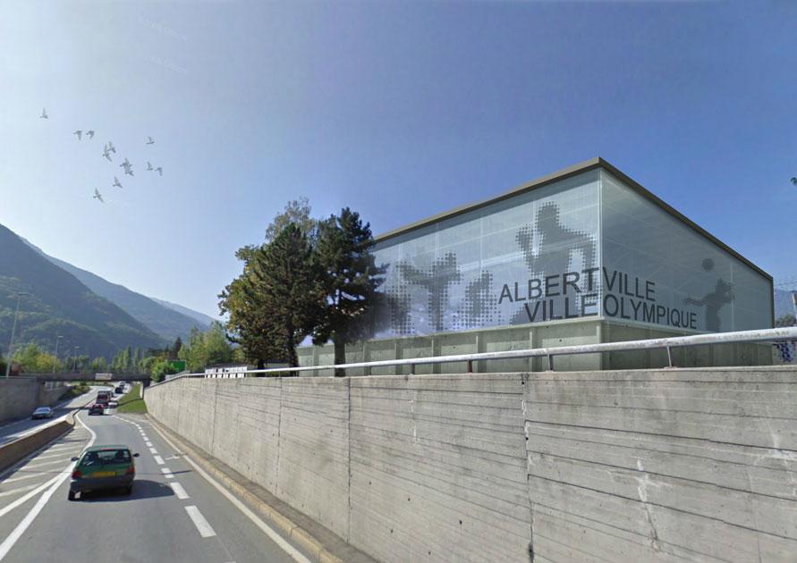 architecture gymnase